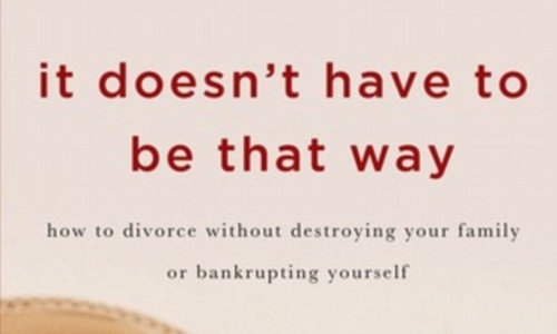 Five of the best... 'healthy' divorce books