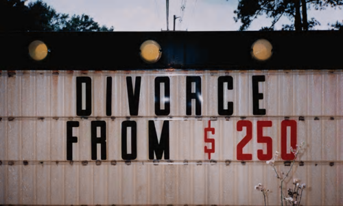 Marriage advice and bullet holes
