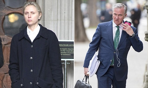 Ekaterina Fields was awarded lump sum and £370,000-a-year in divorce