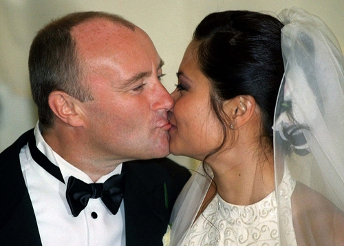 Phil Collins slams 'unethical'  prenups despite £25m divorce settlement