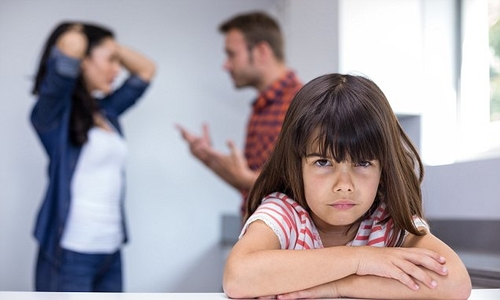 Parents' rows 'are worse for children than divorce'