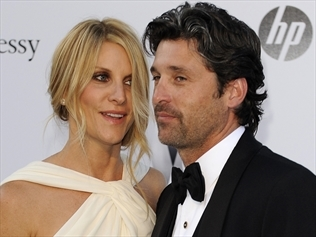 The next Hollywood divorce - Gray's Anatomy star Dempsey