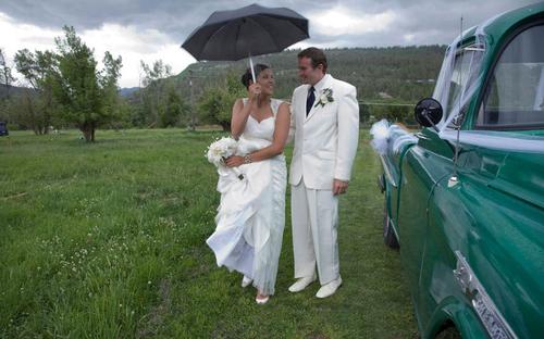 Has the wedding industry gone berserk?