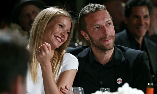 Gwyneth Paltrow files for divorce from Chris Martin