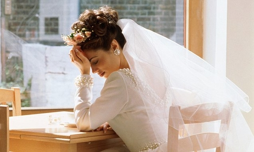 For better or worse?  Groom sues bride for not being pretty enough