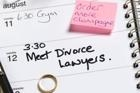 Cutting the cost of divorce