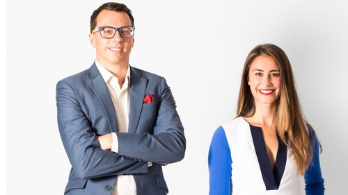 Divorced couple who built global shoe company