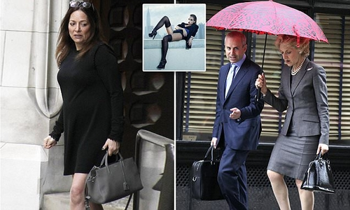Ocado boss, his ex wife & Britain's biggest divorce?