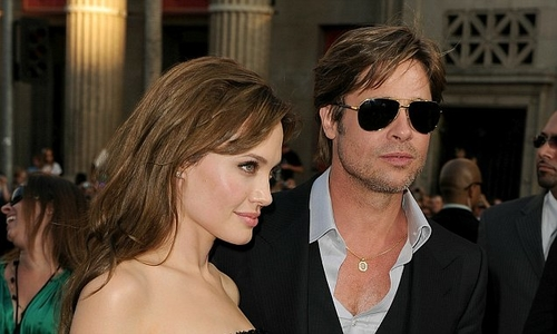 Angelina Jolie & Brad Pitt to divorce?