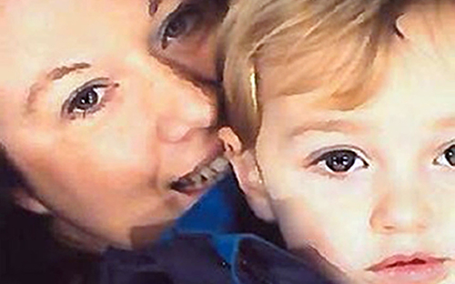 Rebecca Minnock faces jail as ex-partner presses charges for running away with son