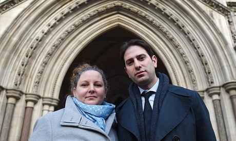 Heterosexual couple lose high court civil partnership case