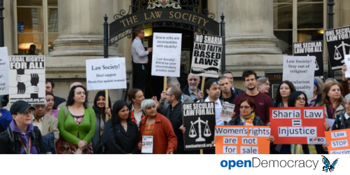 One woman's brush with Sharia courts in the UK