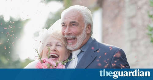 Marriages among over-65s up by 47%