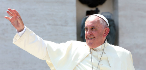 The Pope's moral plea for climate action