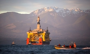 Arctic victory as Shell cease oil exploration in Arctic seas