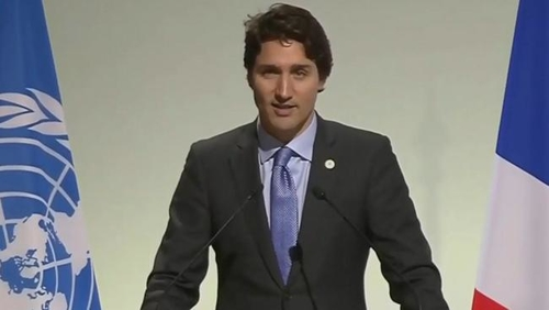 Canada confidently rises to the climate change challenge