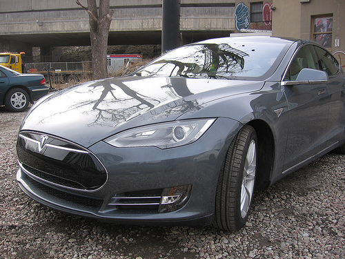 Is Tesla  an Automobile Company?