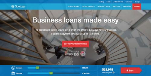 Online lender Spotcap raises €31.5m