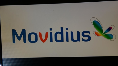 Movidius raises $40m