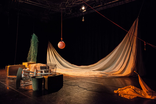 Review of The Shipwrecked House at StAnza