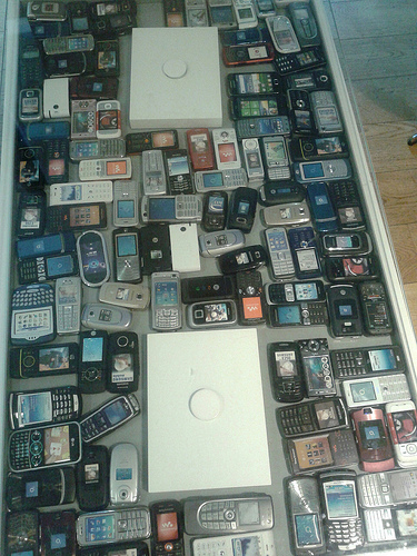 What do you do with your old devices?
