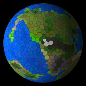Procedural Planet Generation