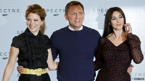 Spectre - The next James Bond film