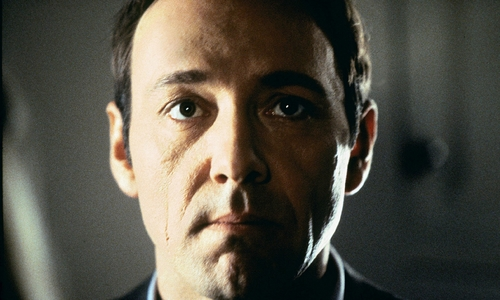Kevin Spacey - from the Guardian