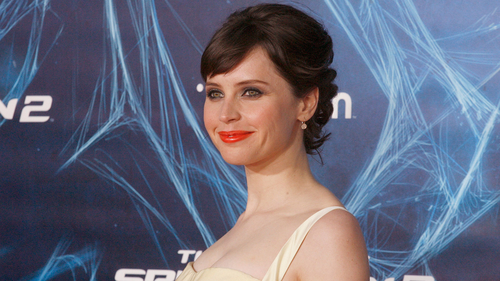 Felicity Jones to star in Star Wars spin off
