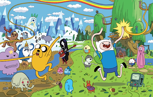 !Adventure Time!