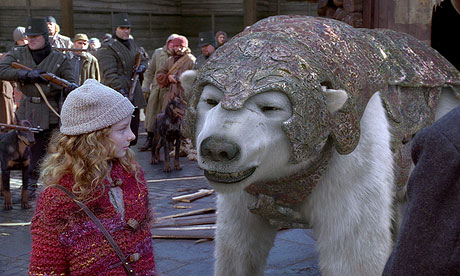 Did the Catholic Church kill The Golden Compass Sequels? (No.. no it didn't)
