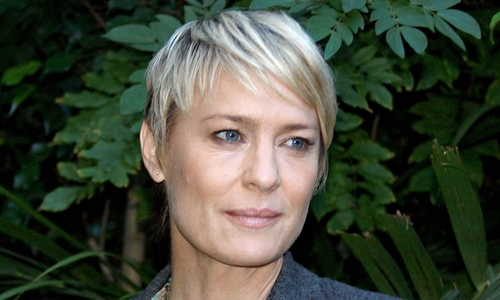 Robin Wright and The Congress