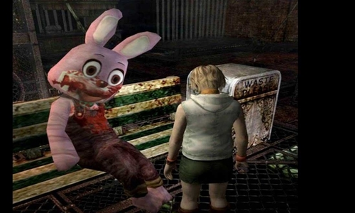 Happy Easter (eggs in video games)