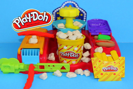 Play-Doh: The Movie