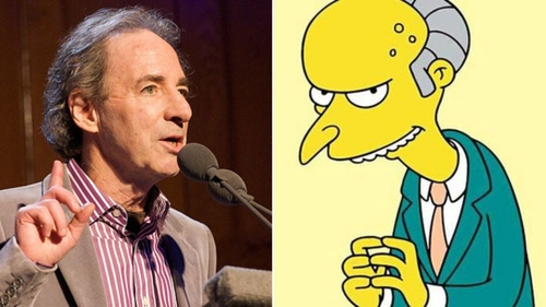 Harry Shearer Leaves The Simpsons