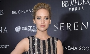 Jennifer Lawrence speaks out about gender pay gap