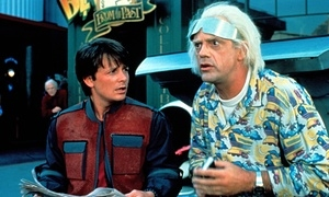Back to the Future day: LIVE from the Guardian
