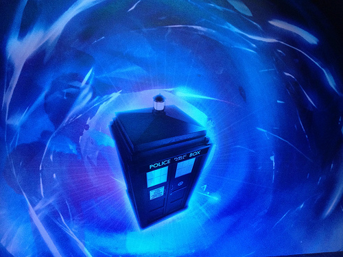 Peter Jackson to direct Dr Who episode?