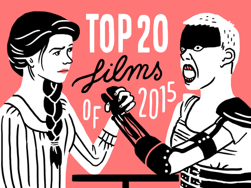 20 Best Films of 2015 (From Little White Lies)