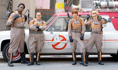 Ghostbusters trailer is here!