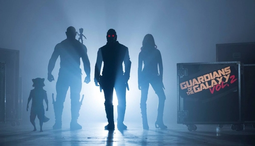 Are you excited for Guardians of the Galaxy Vol. 2