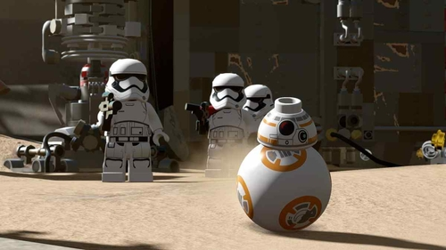 Lego Star Wars video game will expand Force Awakens backstory!