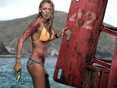 I want to see: The Shallows