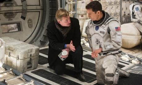 More on Interstellar...