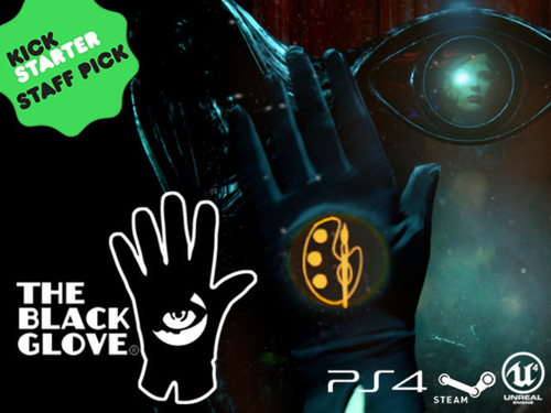 The Black Glove - Video Game