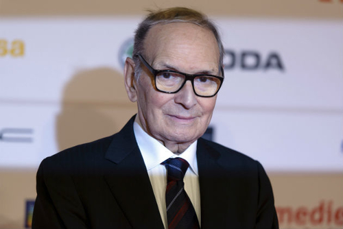 Ennio Morricone to score The Hateful Eight