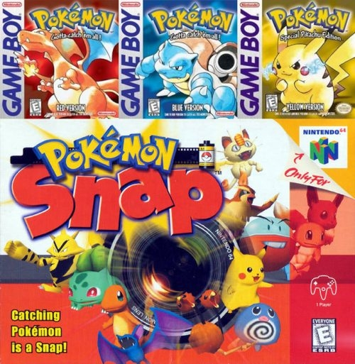 1999 top Christmas Gifts - Pokemon