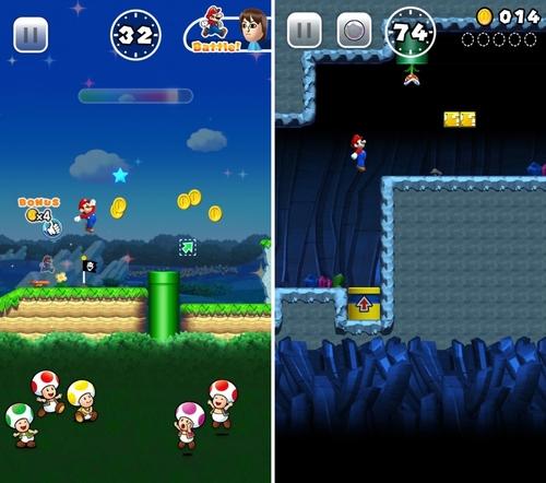 Super Mario for IOS