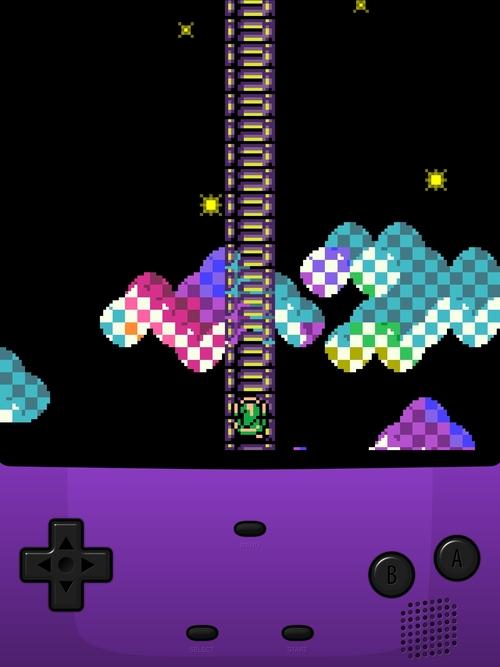 Magical Zelda ladder