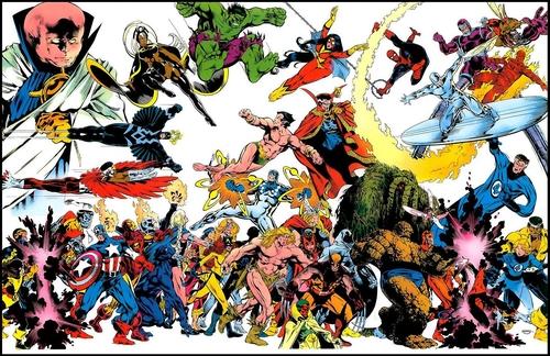 Marvel Things
